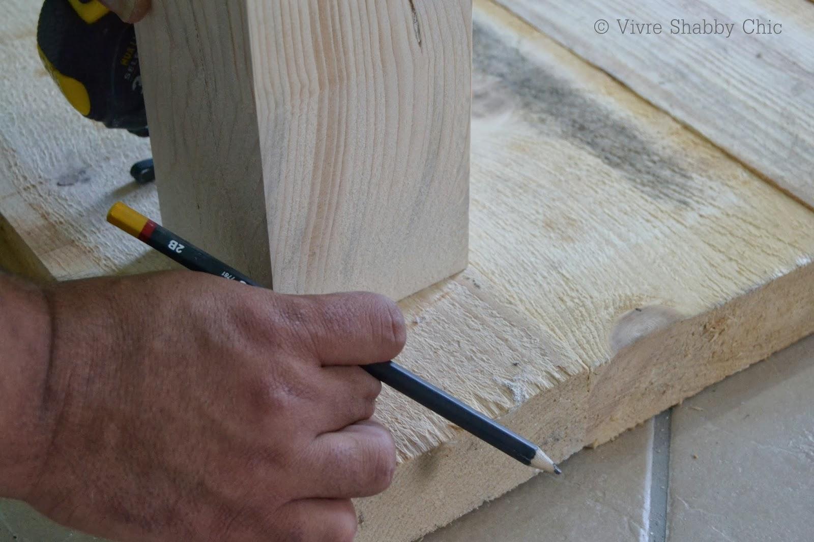 Costruire un banco da lavoro - Costruire tavolo in legno ...