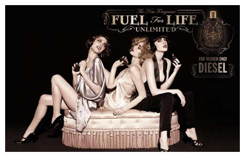 perfume fuel for life diesel