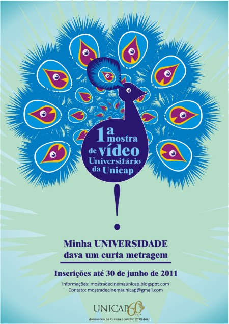 1ª Mostra de Vídeo Universitário da Unicap