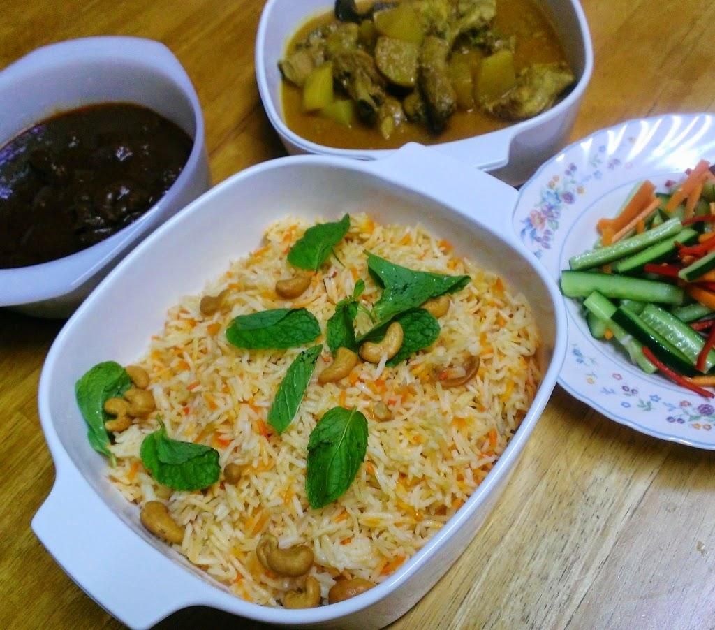 Teratak Mutiara Kasih Resepi Nasi Minyak Paling Senang Dan Sedap