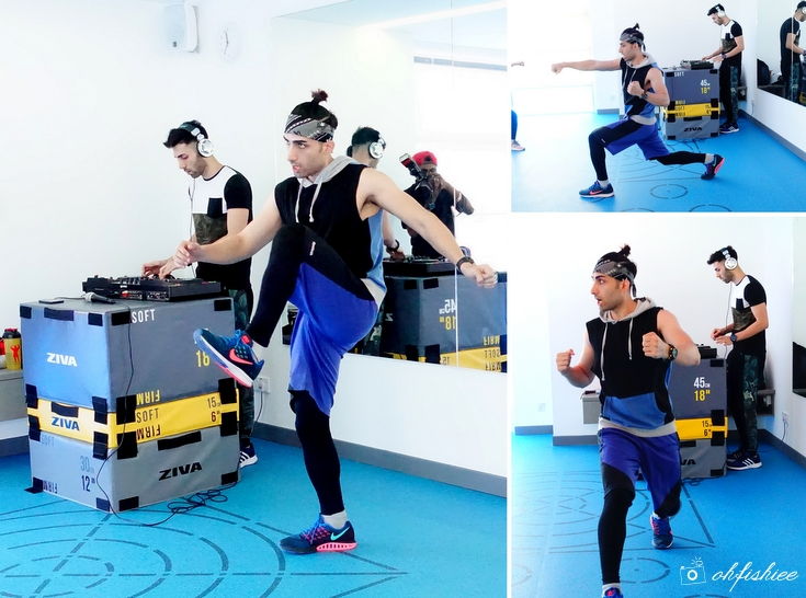 Oh fish iee kl fitness gym is now open in puchong
