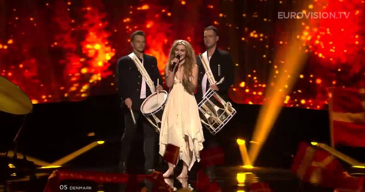 vivre l 39 international le danemark remporte l 39 eurovision. Black Bedroom Furniture Sets. Home Design Ideas
