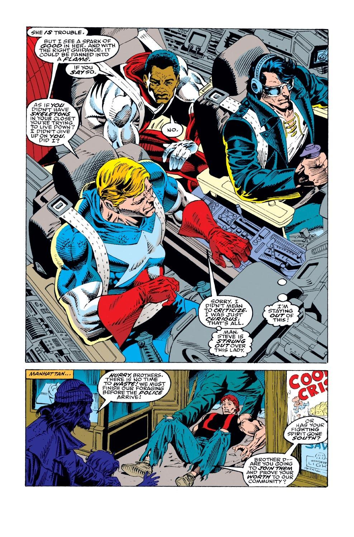 Captain America (1968) Issue #418 #367 - English 15