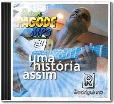 CD Rodriguinho   Uma História Assim (2008)