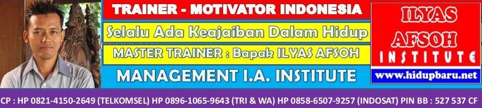 Semarang Motivator 0821-4150-2649