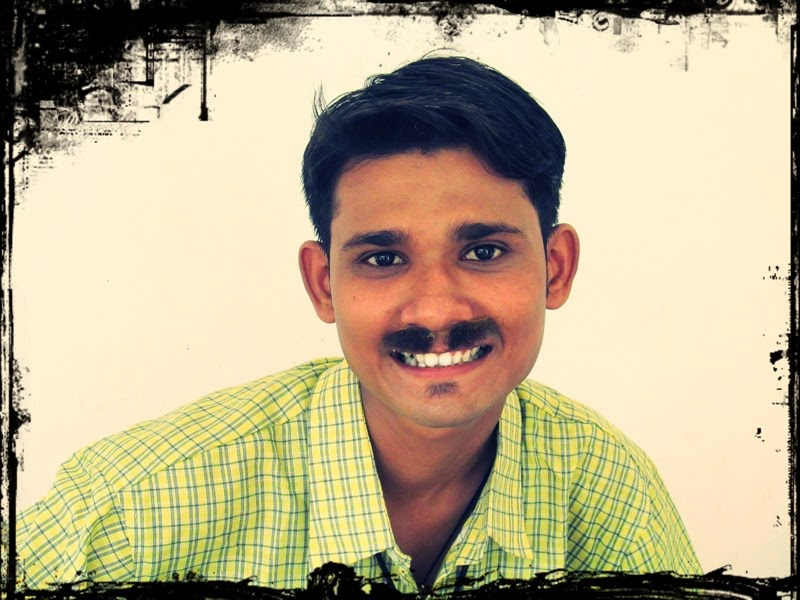 Aakash Panchal on Dhollywoodinfo.com