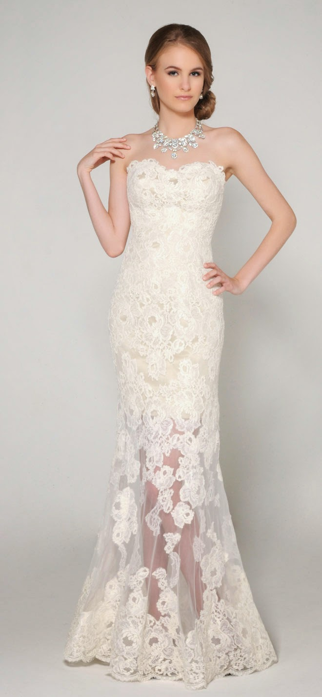 Short Second Wedding Dresses