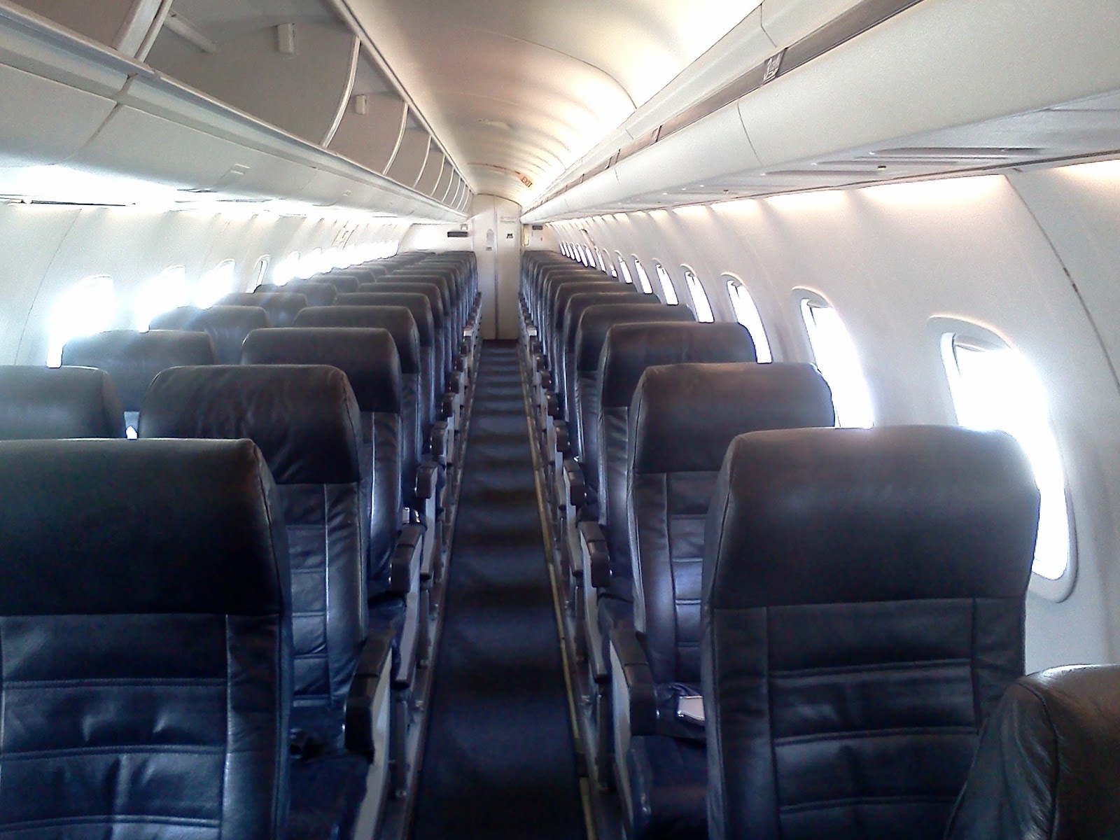 American Eagle Airlines Regional Jet - 50 Seats