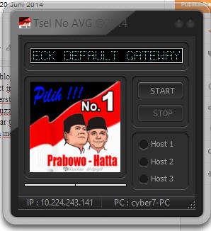 Inject Telkomsel No AVG 20 Juni 2014