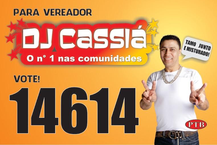 Vereador DJ Cassiá