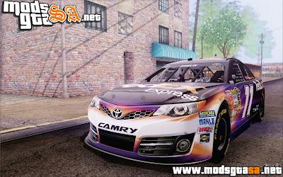 SA - Toyota Camry NASCAR Sprint Cup 2013