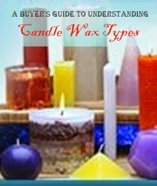 A Buyer's Guide to Understanding Candle Wax Types