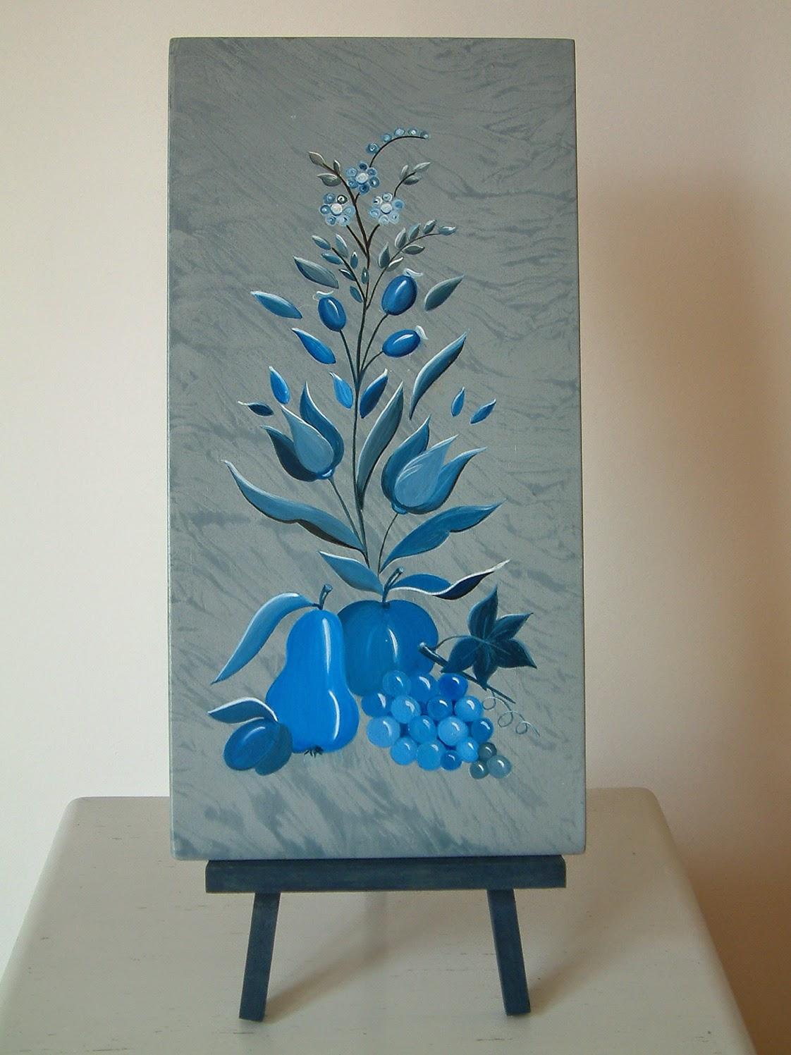 Peinture d corative sur bois - Peinture decorative sur bois et metal ...