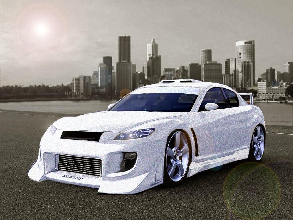 Fast Cars: Mazda RX-8 New Sports Car