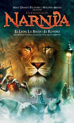 Las Crónicas de Narnia 1: El leon, la bruja y el armario