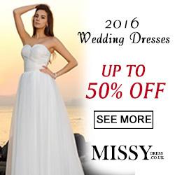 Cheap Prom & Wedding Dress Hot Sale 50% off