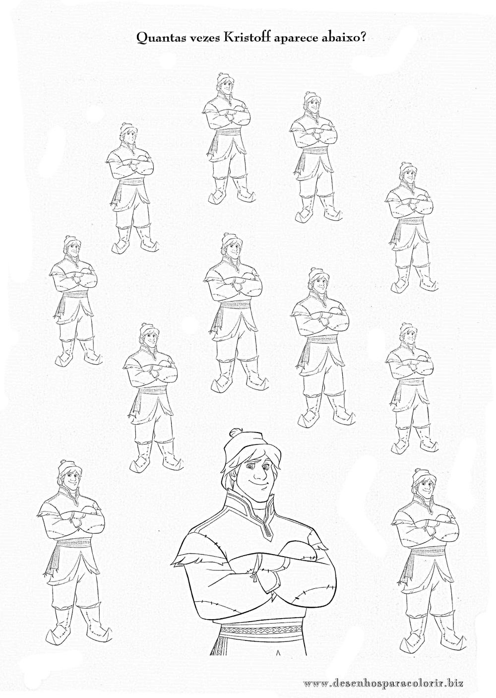 desenhos para colorir  17 desenhos para colorir da frozen