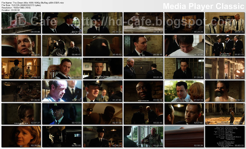 The Green Mile 1999 video thumbnails