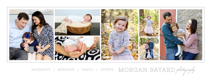Morgan Bayard Photography- New Jersey Baby Photographer