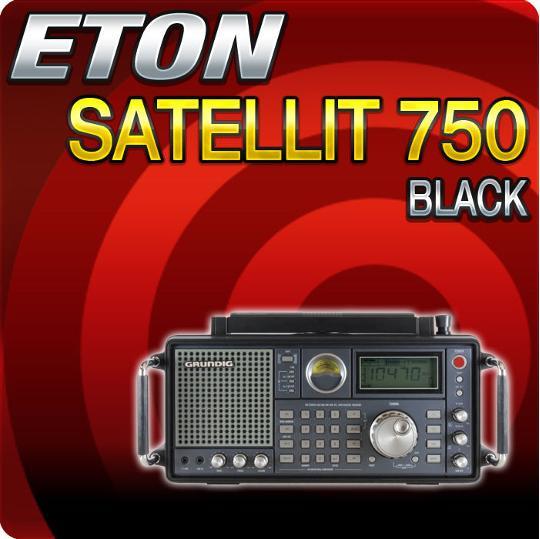 Обзор радиоприемника Eton Satellit 750 характеристики фото и видеопрезентация