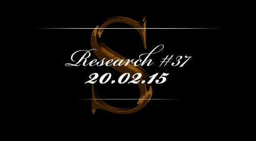 Research #37 - 20.02.15