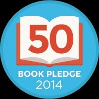 2014 50 Book Pledge