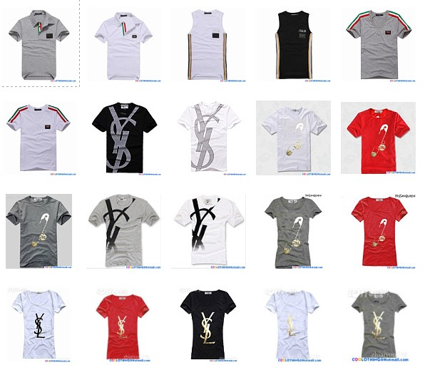 Coolothing: Sell Polo Ralph, D&G, A&F Men and Women T ...