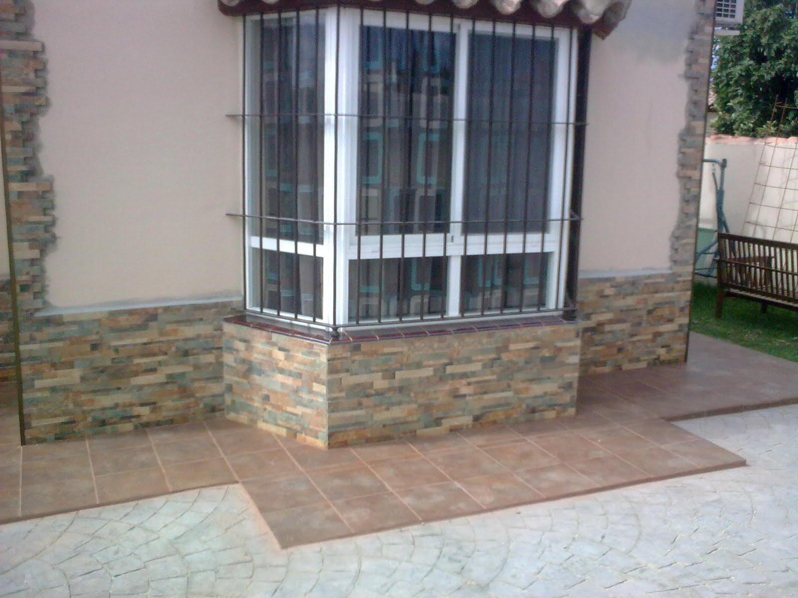 Reformas en general for Modelos de ceramicas para patios