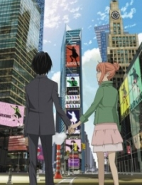 Eden of The East the Movie I: The King of Eden (Dub)