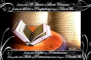 Cara Belajar Menghafal Al-Quran