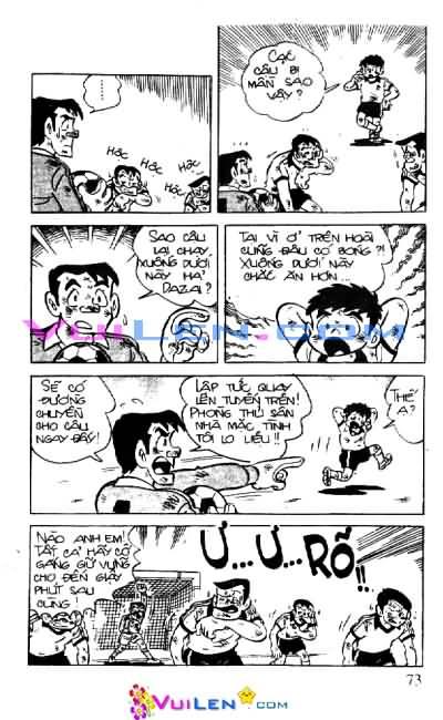Jindodinho - Đường Dẫn Đến Khung Thành III  Tập 3 page 73 Congtruyen24h