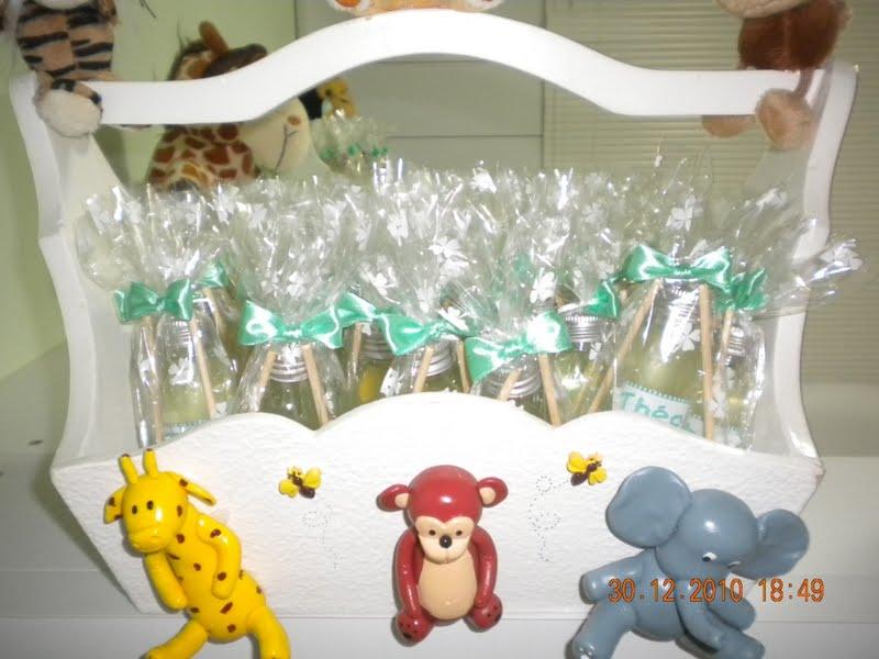 Marilia Biscuit Decoração para quarto de bebê