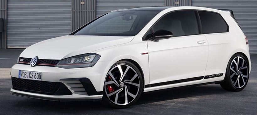 Volkswagen Reveals New Golf Gti Clubsport Pulman Group