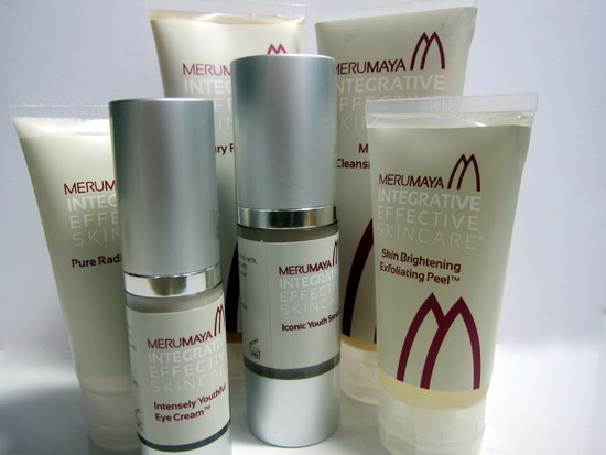 Merumaya Integrative Effective Skincare Range