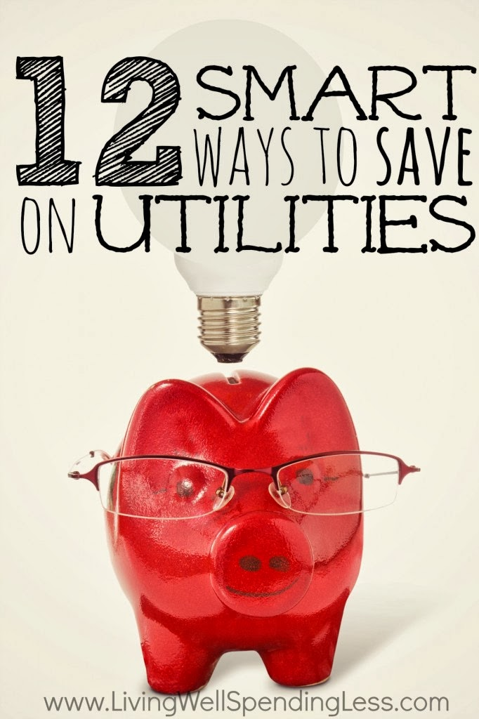 12 smart ways to save on utilities diy craft projects