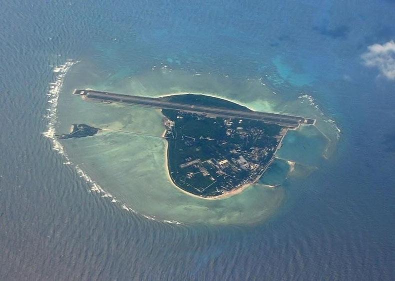 Sansha : Una minúscula nueva ciudad sobre una pequeña isla en disputa | China