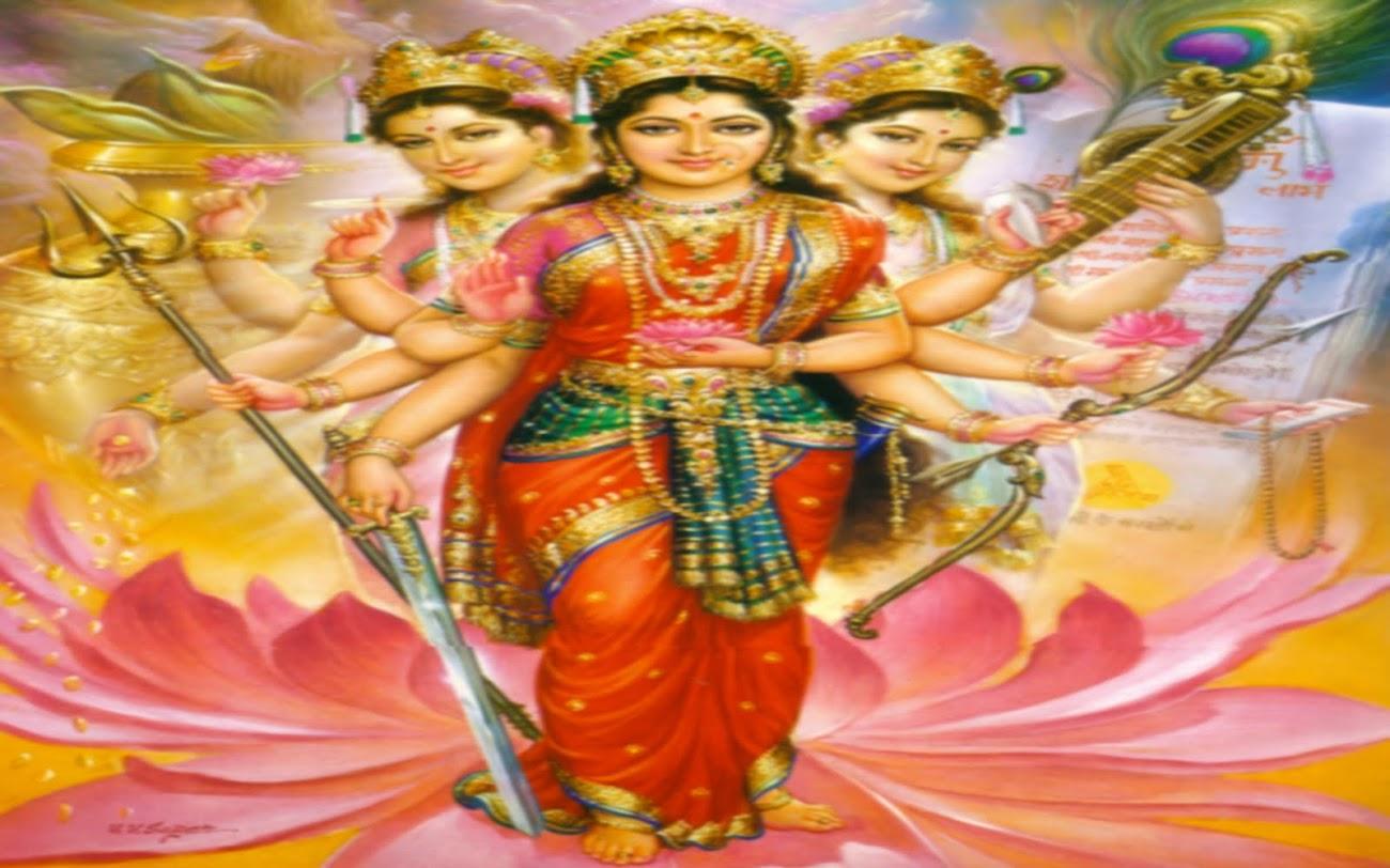 Trinity Goddess