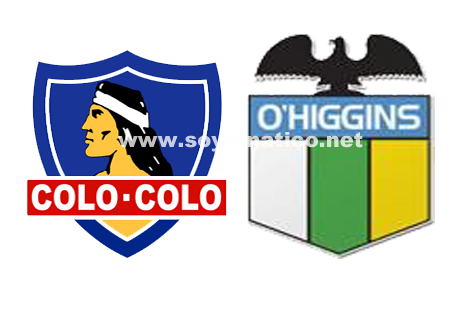 Colo Colo vs O´Higgins 2015