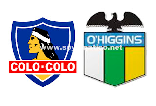 Colo Colo vs O´Higgins 2013