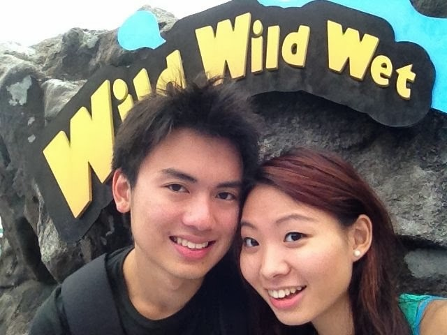 Wild wild wet Singapore