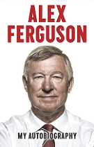 Alex Ferguson: My Autobiography by Sir Alex Ferguson book cover