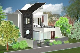 Gambar Desain Model Rumah Minimalis