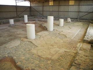 מראה כללי של בית הכנסת - לאחר השיקום