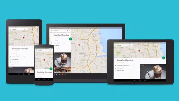 Google presenta Android L, su nuevo SO multiplataforma