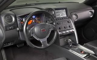 Fintis Wallpaper: Nissan Gtr Interior Pics