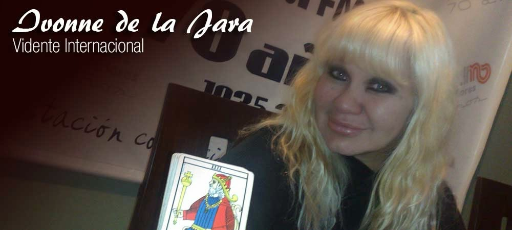 Ivonne de la Jara