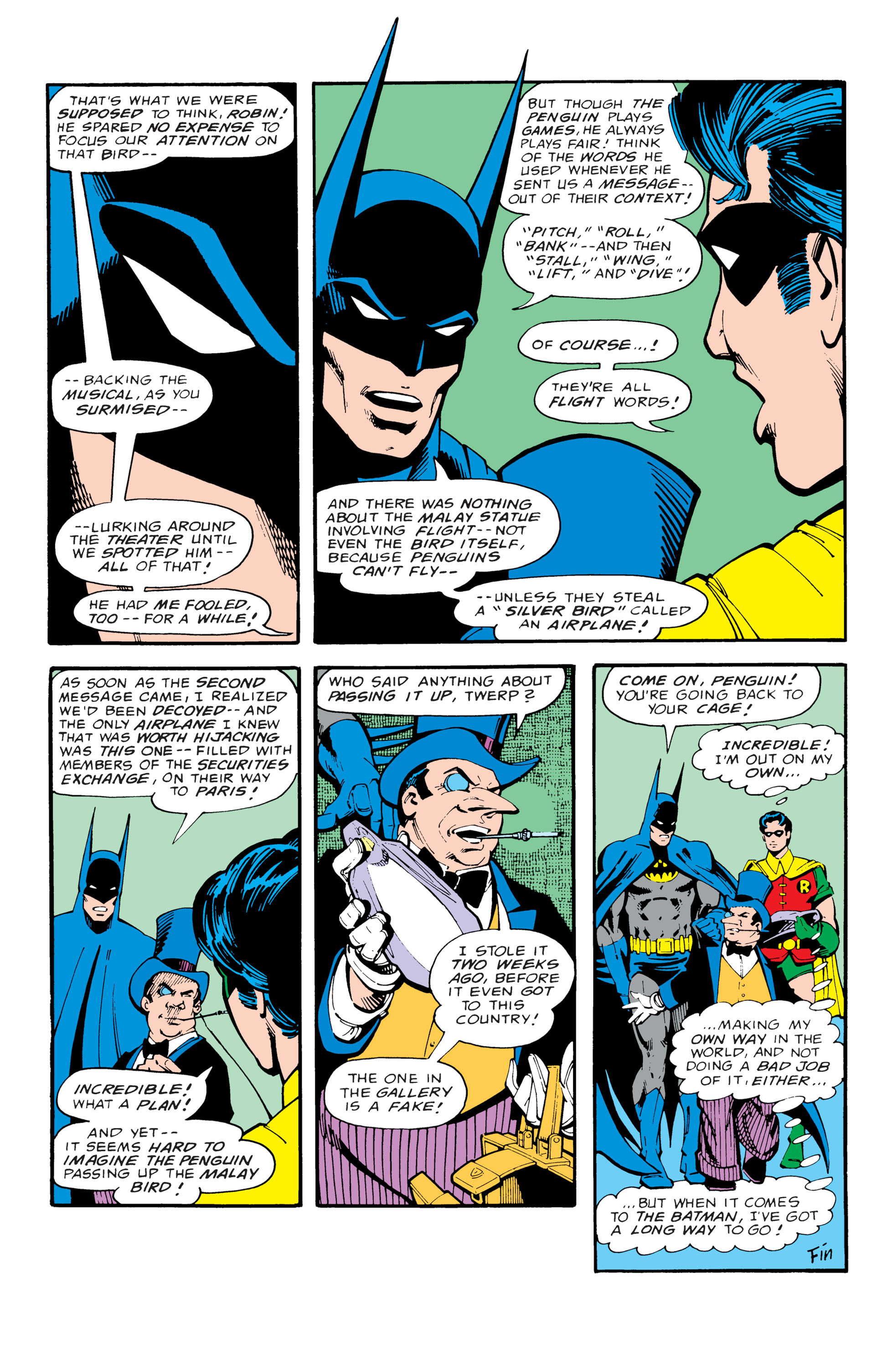 Detective Comics (1937) Issue #473 Page 18