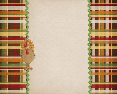 Free Thanksgiving PowerPoint Background 39