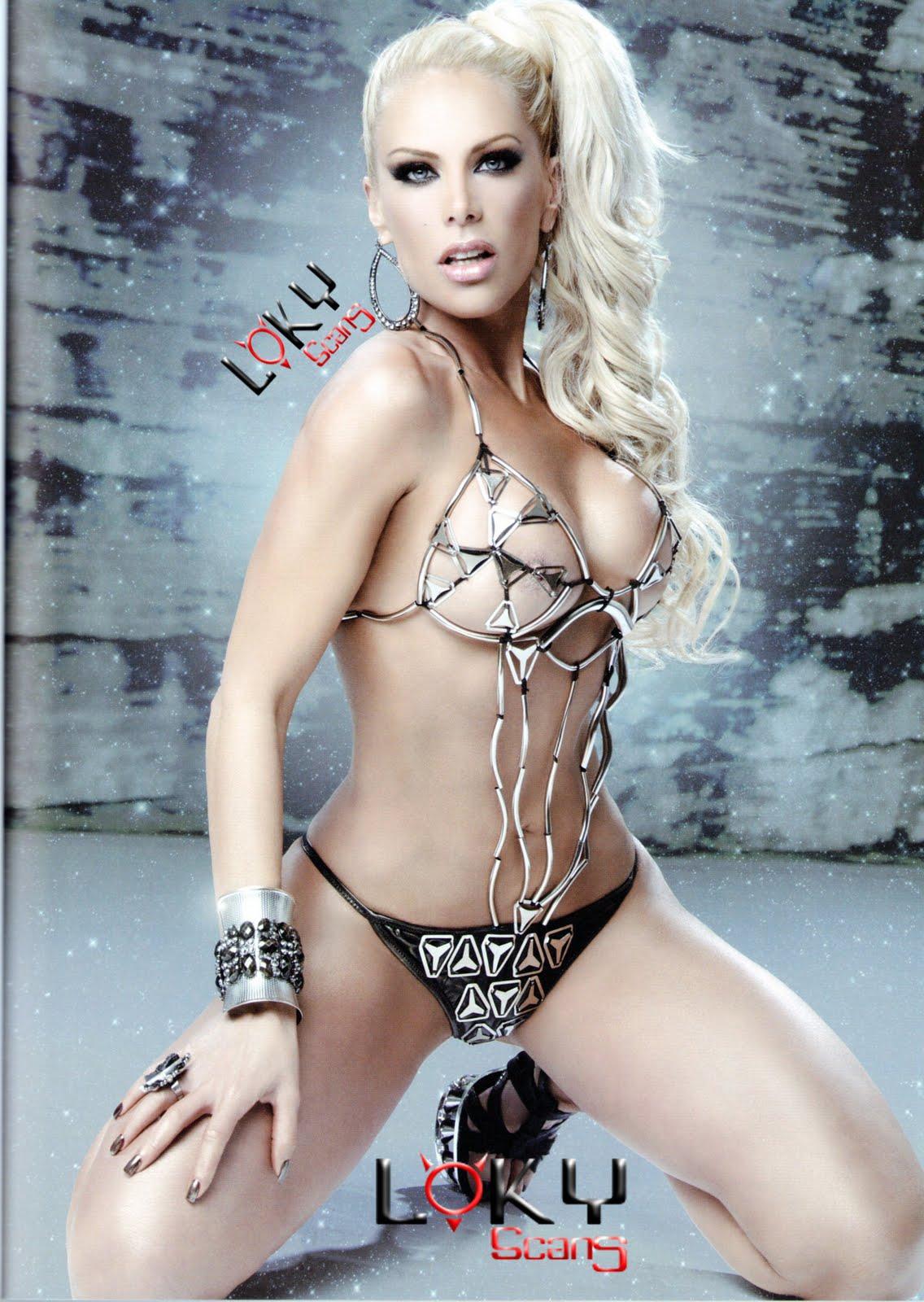 Playboy Marzo 2011 Lorena Herrera