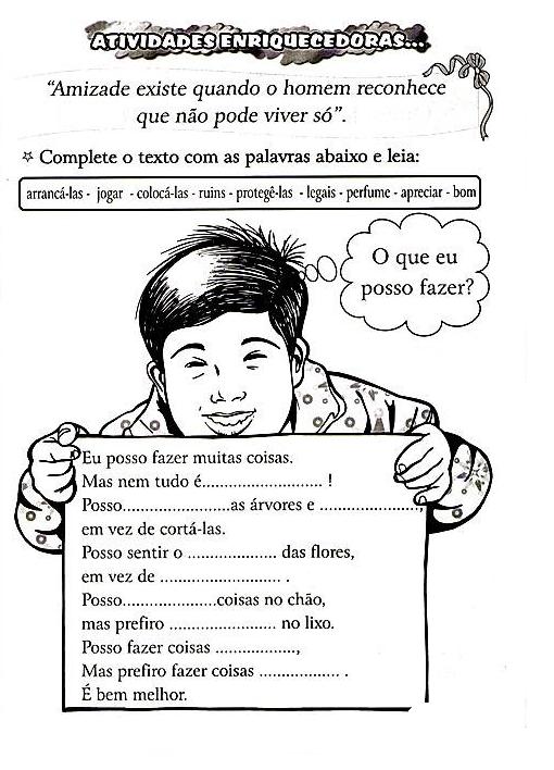 Postado Por Atividades Educativas   S 13 30